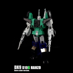 DX9 D10G HANZO Retro Color