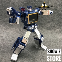 THF Toy House Factory KBB Soundwave MP-13