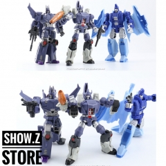 DX9 Toys War In Pocket X04G X05G X06G DoomBringers Set of 3