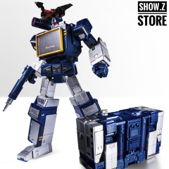 Toy House Factory THF-01J Soundwave (w/ Laserbeak Only)