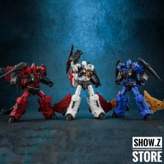 Iron Factory IF-EX20F Fang of Tyrant Set of 3