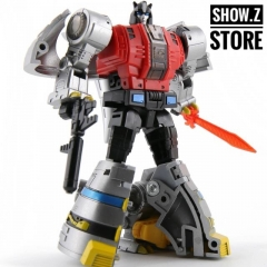 DX9 Toys War In Pocket X19 Quaker Sludge