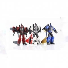 DX9 TOYS War In Pocket X30 X32 X31 Conehead Set of 3