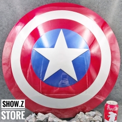[ABS Made] V1.0 CATTOYS 1:1 Captain America Shield Movie Color Version Replica