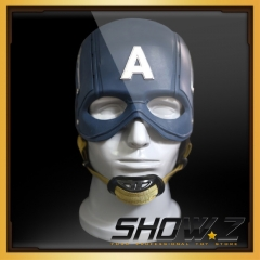 [Veteran Version] Cattoys Captain America Helmet Full Size