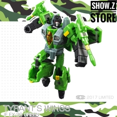 Iron Factory IF-EX20G Wing of Tyrant MP-11A Acidstorm