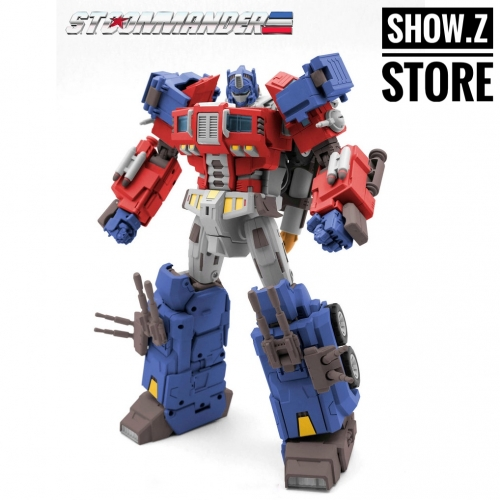 TFC Toys STC-01A Rolling Thunder Supreme Techtial Commander Optimus Prime Original Version