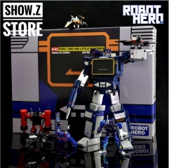 Robot Hero K-01 Pony MP-13 Soundwave Masterpiece