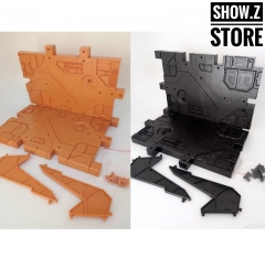 Zeta Toys Zeta-EX Display Base (Orange & Black)