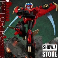 IronFactory IF-EX05H Iron Giant's Maiden Windblade Hunter Redeco Version