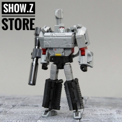 [Pre-Order] DX9 Toys X13D Mightron Megatron Damaged Version