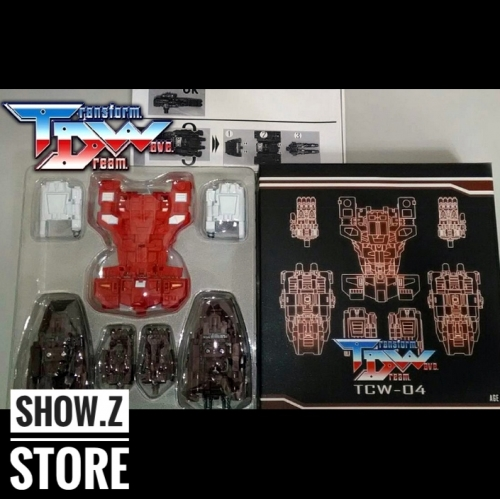 Transform Dream Wave TDW TCW-04 Computron Upgrade Kit