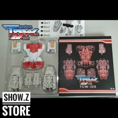 Transform Dream Wave TCW-03 Superion Upgrade Kit