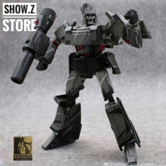[Pre-Order] Infinite Transformation IT-01 Emperor of Destruction MP36 Megatron Cell Shaded Comic Version