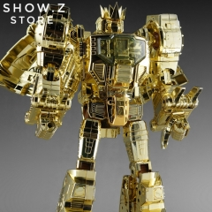 4th Party MP08G MP-08G Grimlock Oversized Gold Version