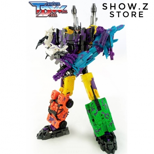 Transform Dream Wave TCW-01G G2 Bruticus Upgrade Kit