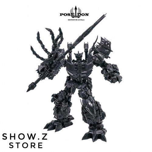 TFC Toys P01B-06B Poseidon Set of 6 Figures Unactivate Limited Edition