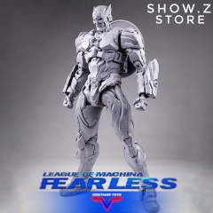 [Pre-Order] Vientiane Toys League of Machina Fearless Captain America