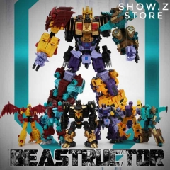 Fansproject FPJ RYU-OH G2 Heterochrome Dinoking Combiner