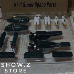 Valkyrie Factory 1/60 Super Space Part SSP for VF-1S Valkyrie Marcoss Upgrade Kit Arcadia Compatible