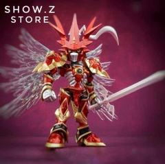 TungMung EX SDM-01 SDM01 Digital Monster Digimon Dukemon Gallantmon Crimson Mode NX Style