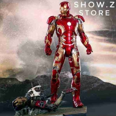 Hot Toys HT 1/6 Iron Man Mark XLIII MK43 MMS278D09 Avengers: Age of Ultron Collectible Figure