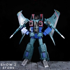 Robot Hero CG02 MP03 Starscream Green
