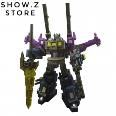 Iron Factory IF-EX14M Mirrored Commander Shattered Glass Opitmus Prime Super Ginrai