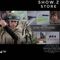Hot Toys HT 1/6 Luke Skywalker MMS516 Star Wars: Return of the Jedi Endor Standard Version