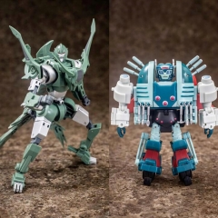 Mastermind Creations R-38 Foxwire & Ni Agent 113 Set of 2
