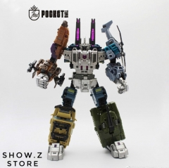 Pocket Toys PT PL-0 Ruiner.B Bruticus Set of 5 Figure