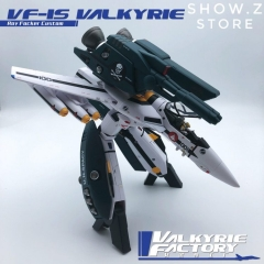 Valkyrie Factory VF 1/60 VF-1S VF1S Macross Roy Fokker Focker Special Version Full Painted