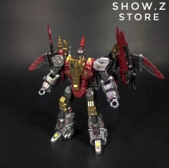 Planet X Planet-X PX-02B PX02B Caelus Swoop Metallic Version