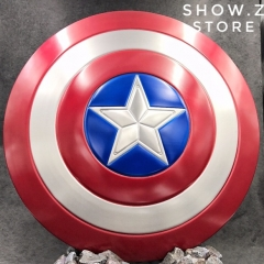 HCMY 1:1 Captain America Captain America Metal Shield Cosplay Movie Collectible