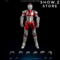 ThreeA Toys 3A 1/6 Scale Ultraman Suit Collectible Figure Anime Version