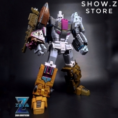 Zeta Toys ZA-06 Bruticus Full Set of 6