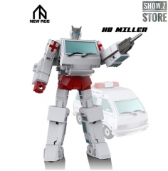 NewAge H-8 Miller Ratchet