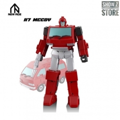 NewAge H-7 Mccoy Ironhide