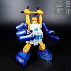Zeta Toys ZT EX-08 ZETA-EX08 Deepsea Seaspray Metallic Painting Version