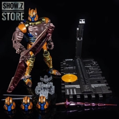 4th Party Masterpiece MP-41 Dinobot