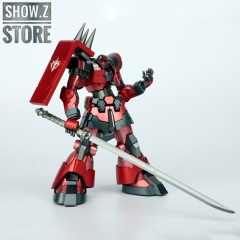 Free Model Soul FMS MG 1/100 MS-09B MS09 Dom Gundam Red Version w/ Weapon Upgrade Kit