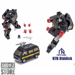 NewAge H7B  Riddick Black Ironhide