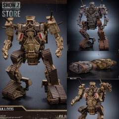 Toyworld TW TW-FS01D/ TW-FS01M TWFS01D/ TWFS01M The Last Knight TLK WWI WW1 Bulldog Desert Color & German Army Color