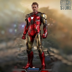 [Pre-Order] Hot Toys HT 1/6 Iron Man Mark LXXXV Mark85 MK85 MK-85 Battle Damaged Version