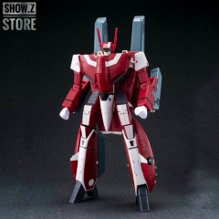 Valkyrie Factory VF 1/60 VF-1J Milia F Jenius Custom Macross Robotech Red Version w/ Super Space Part