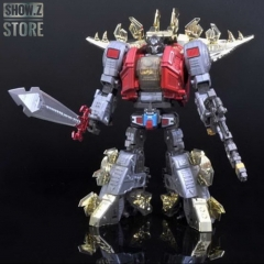 G-Creation SRK-02 Growl Snarl Shuraking Combiner