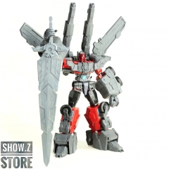 [Pre-Order] Banana Force MPL-02 Great Armor Apex Armor Upgrade Kit for MPL-01 Red Sharpshooter RID 2001 God Magnus