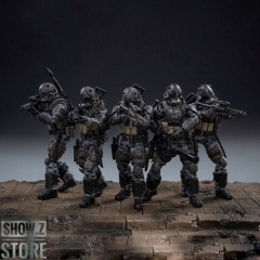 JoyToy Source 1/18 JTUS005 U.S. Army Forces Special Groups Set of 5