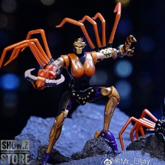 Transform Element TE MM001 TE-MM001 Blackarachnia