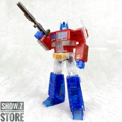 Magic Square MS-01T Light of Freedom Optimus Prime Clear Version